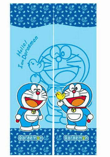 【卡漫城】 Doraemon 長 門簾 小雞版 85x145cm ㊣版 台灣製 小叮噹 哆啦A夢 多啦 A夢 窗簾