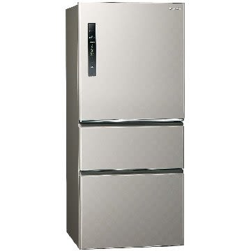 【Panasonic 國際牌】610公升三門變頻冰箱 NR-C619HV-S(銀河灰)