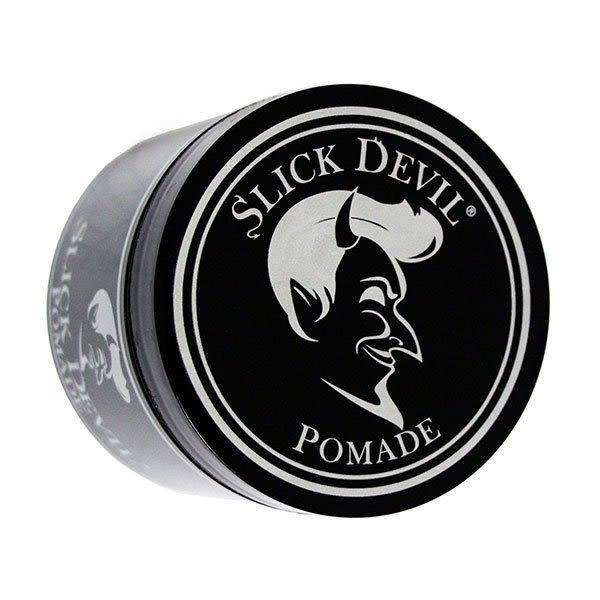 ※薇維香水美妝※Slick Devil Pomade 水洗式髮油 黑惡魔 油頭 西裝頭 4OZ / 113.39G