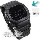 G-SHOCK DW-5600BB-1 重返經典年代的美好 DW-5600BB-1DR 男錶/電子錶/黑色 CASIO卡西歐