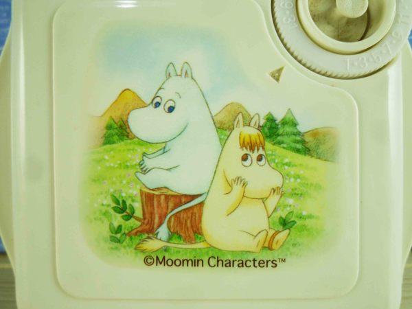 【震撼精品百貨】慕敏嚕嚕米家族_Moomin Valley~便當盒-害羞(S)