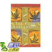 [106美國直購] 2017美國暢銷書 The Four Agreements:A Practical Guide to Personal Freedom (A Toltec Wisdom Book)