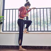 束腳運動褲女長褲寬鬆速干褲瑜伽收口健身褲跳操跑步褲訓練褲夏季  LM々樂買精品