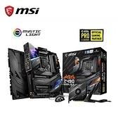 微星MSI MEG Z490 GODLIKE Intel 主機板