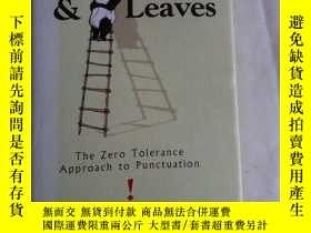 二手書博民逛書店Eats罕見shoots and leaves: The Zero Tolerance Approach to P