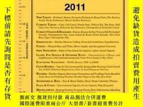 二手書博民逛書店Eldridge罕見Tide and Pilot Book 2011-艾爾德裏奇潮汐和試點圖書2011Y443