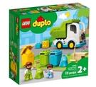 樂高LEGO DUPLO 資源回收垃圾車 10945 TOYeGO 玩具e哥