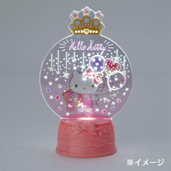 【震撼精品百貨】Hello Kitty_凱蒂貓~三麗鷗 KITTY 聖誕亮光雪球擺飾#65692