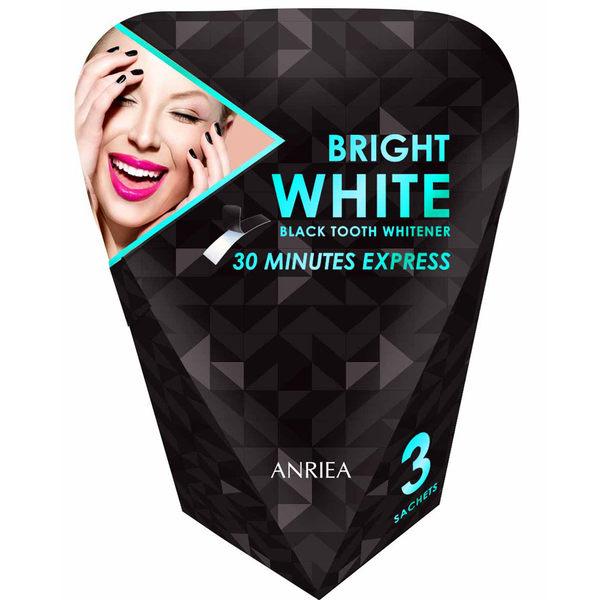 ANRIEA 艾黎亞 美齒專科黑瓷亮白美齒貼片(3天份)【小三美日】
