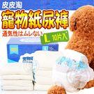 【培菓平價寵物網】皮皮淘》寵物紙尿褲L號