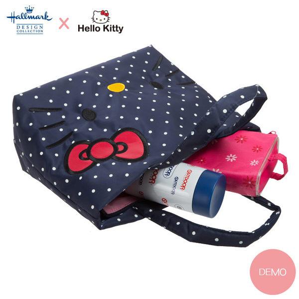 Hallmark-Kitty聯名款- 謎樣凱蒂手提包 HLKT0J002NY
