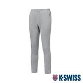 K-SWISS HS Jersey Pants韓版運動長褲-男-淺灰