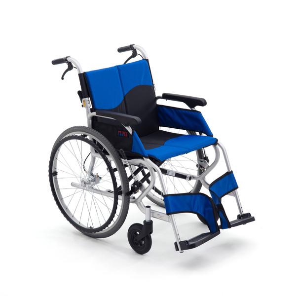 輪椅 鋁合金 22吋輪 日本MIKI 均佳 CK-1 坐得住系列