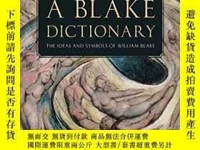 二手書博民逛書店A罕見Blake Dictionary-布萊克詞典Y436638 S. Foster Damon Brown,