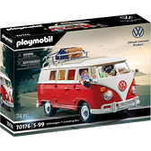 playmobil 摩比人積木 福斯露營車 Volkswagen T1_PM70176