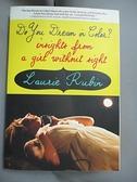 【書寶二手書T3/原文書_BG1】Do You Dream in Color?: Insights from a Girl Without Sight_Rubin, Laurie