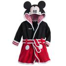 迪士尼 Disney 米奇連帽造型浴袍 440106061794