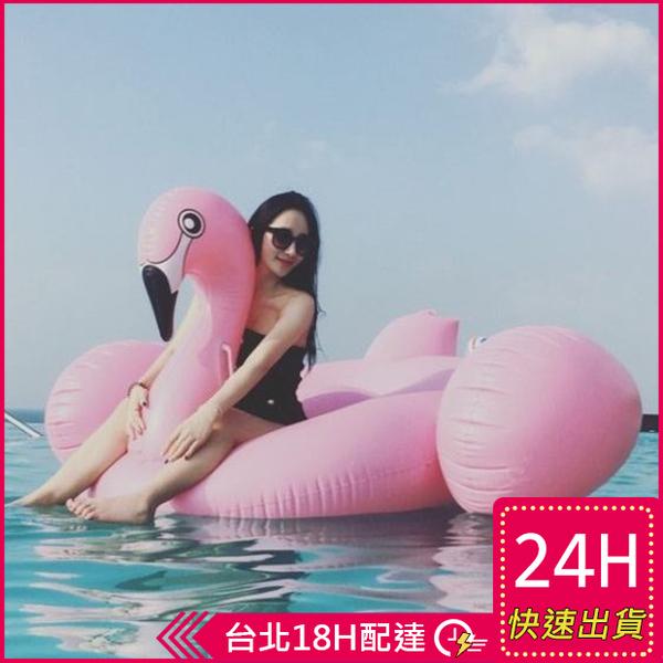免運★梨卡 - 粉色天鵝游泳圈190CM - 歐美暢銷甜美救生圈~另售白天鵝黑天鵝浮板M068