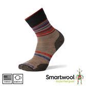【SmartWool 美國 男 Phd戶外輕量減震印花中筒襪 《棕色》】SW001148/排汗襪/戶外襪/機能襪/健行
