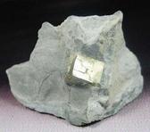 礦物晶體·礦物標本·黃鐵礦·
