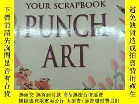 二手書博民逛書店Color罕見Your Scrapbook Punch Art: