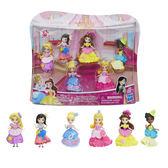 迪士尼 Disney 迷你公主6入
