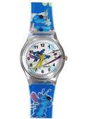 【卡漫城】 史迪奇 手錶 衝浪版 藍 ㊣版 Stitch 星際寶貝 卡通錶 兒童錶 女錶 塑膠錶 2 6 0元