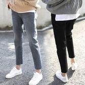 2019新款大尺碼女裝 胖妹妹mm寬鬆牛仔褲 胯寬大腿根粗的女生褲子 超值價
