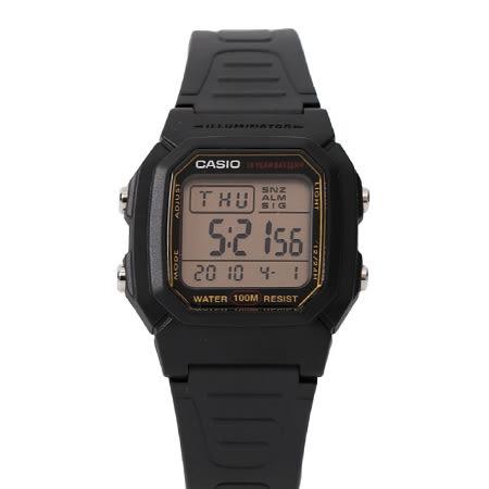 CASIO卡西歐 實用多功能休閒運動腕錶 十年電力系列 100米防水 柒彩年代【NE1806】原廠公司貨