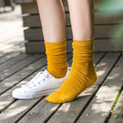 【E808-0020】日韓系堆堆襪-(現...