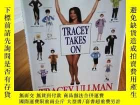 二手書博民逛書店Tracey罕見Takes OnY12800 Tracey Ul