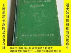 二手書博民逛書店Aspects罕見of synthesis and order