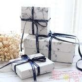 精品禮盒正方形禮物盒大高檔包裝盒【聚可愛】