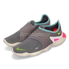 【四折特賣】Nike 慢跑鞋 Wmns Free RN Flyknit 3.0 灰 藍 女鞋 緩震舒適 運動鞋 【PUMP306】 AQ5708-002