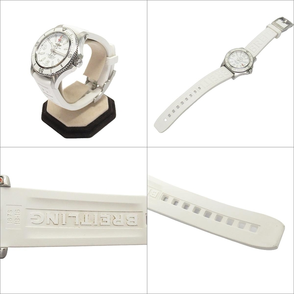 BREITLING 百年靈 Superocean Automatic 36 超級海洋自動腕錶
