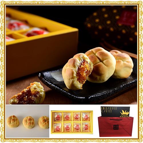 【紅豆食府】菠蘿土鳳梨酥禮盒