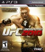 PS3 UFC 2010 終極格鬥王者(美版代購)
