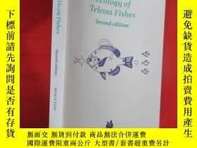 二手書博民逛書店Ecology罕見of Teleost Fishes ( 16開 ) 【詳見圖】Y5460 R. J. Woo