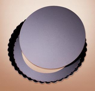 烘焙模具 糕點蛋糕模具 烘焙模具不粘6寸8寸10寸活底菊花派盤 披薩盤 蛋糕烤盤 比薩托盤