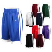 NIKE 男籃球針織短褲 (路跑 慢跑 訓練 五分褲
