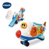 Vtech 嘟嘟車系列~酷炫巨無霸飛機軌道組