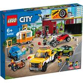 樂高 LEGO 60258 賽車改裝廠