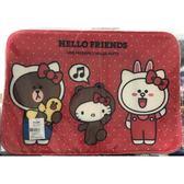 【出清特賣】Hello Kitty我的新朋友地墊