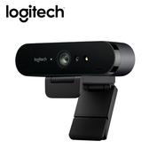【Logitech 羅技】 BRIO 4K HD 視訊會議 網路攝影機 【加碼贈USB風扇】