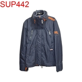 SUPERDRY 極度乾燥 SUPER DRY 男 風衣外套 SUP442