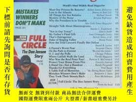 二手書博民逛書店reader s罕見digest MISTAKES WINNER