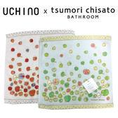 Tsumori Chisato 蘋果方巾  無撚毛巾 100%純棉 日本設計師 津森千里