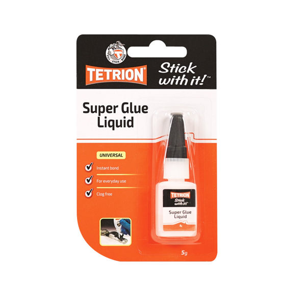 TETRION Super Glue Liquid 超級快乾