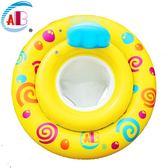 ABC嬰兒游泳圈寶寶腋下圈嬰幼兒童坐圈浮圈小孩座圈救生圈0-3-6歲igo 衣櫥の秘密