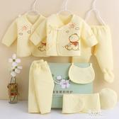 初生嬰兒衣服秋冬嬰兒用品0-3個月6新生兒禮盒套裝剛出生寶寶純棉 易家樂